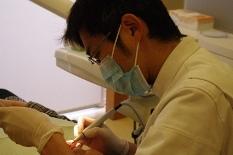加瀬歯科医院診療風景